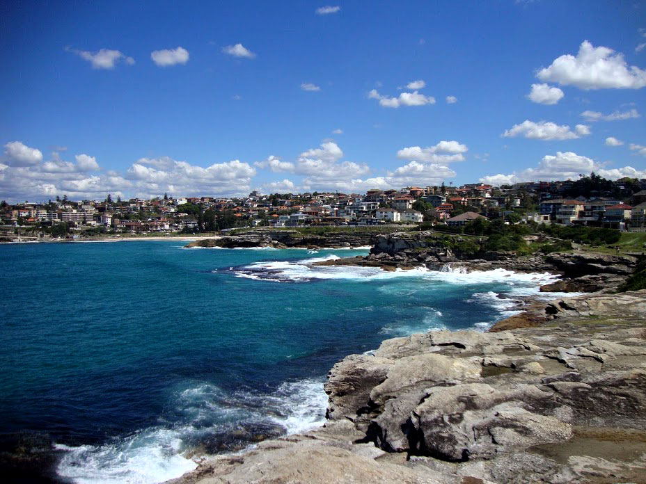 Australia is famous for its beaches and bridges