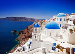 The Beauty of the Greek Islands