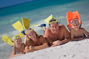 We Book Family Vacations!